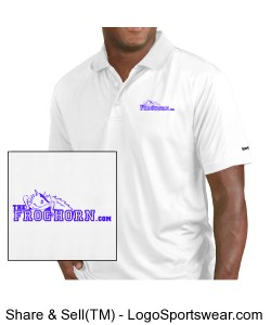 Reebok Mens X-Treme PLAYDRY™ Performance Polo Design Zoom